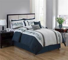 hgmart bedding comforter set bed in a bag 7 luxury