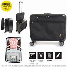 cabin bags uk cabin approved 56cm x 45cm x 23cm suitcase 4 wheel