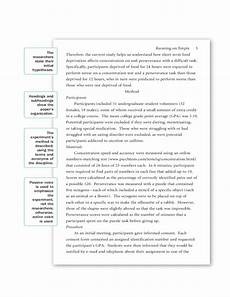 Apa Formatted Research Paper Sample Apa Research Paper Free Download