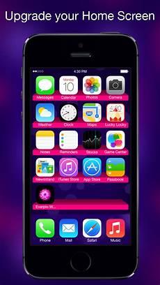 custom iphone wallpaper lucky locky themes for ios 8 cool custom lock screen