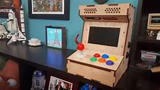 tested builds diy arcade cabinet kit