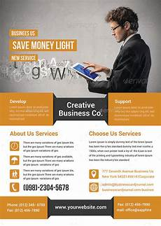 Best Business Flyers Best Business Flyers Templates By Afjamaal Graphicriver