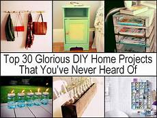 top 30 glorious diy home projects that you ve never heard of