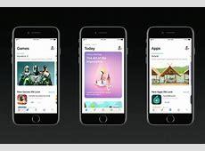Apple's redesigned App Store brings cleaner look puts new