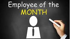 Employee Of The Month Rewards Individual Rewards Can Boost Team Performance At Work