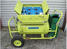 FRCO Halon 1211 Recharge Recovery System Defender 2000