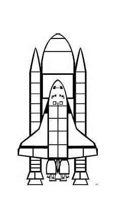 startende rakete ausmalbild malvorlage comics