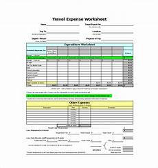 Monthly Expenses Excel Sheet Format 11 Expense Sheet Templates Free Sample Example Format