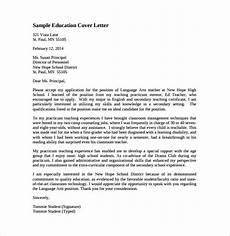 Reading Teacher Cover Letters 8 Teacher Cover Letter Templates Free Sample Example