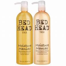 tigi bed moisture maniac moisturizing shoo 25 36oz