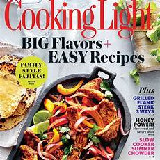 Cooking Light Recipes August 2017 August 2016 Recipe Index Cooking Light Cooking Light