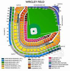 Coors Field Detailed Seating Chart Rows Wrigley Field Seating Chart With Numbers Wallseat Co