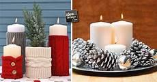 immagini candele natalizie decorazioni natalizi con le candele ecco 20 idee creative