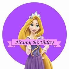 Ausmalbilder Rapunzel Malvorlagen Happy Birthday Rapunzel Birthday In 2019 Rapunzel Birthday