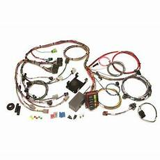 2005 Dodge Ram Light Wiring Harness Painless Wiring Engine Wiring Harness 60250 For Dodge Ram