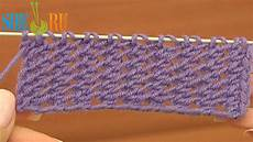 easy to knit mesh stitch pattern tutorial 18 beginner