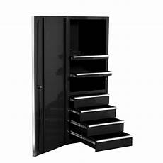 tools 24 4 drawer professional side cabinet