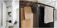 side of cabinet storage ideas new storage uses for the