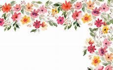 flower wallpaper watercolor free november watercolor wallpapers inkstruck studio