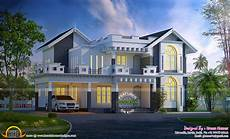 Western Homes Floor Plans Awesome Western Model House Plan Kerala Home Design And