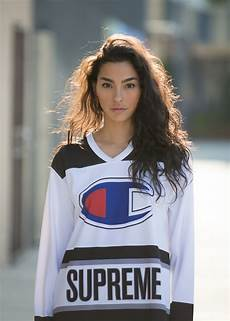 supreme womens clothing walk like a chion sweat the style