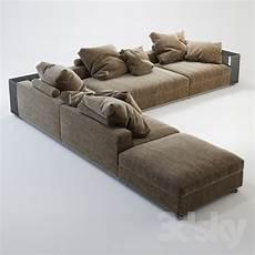 Ground Sofa 3d Image by 3d Models Sofa Flexform Groundpiece