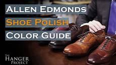 Saphir Shoe Cream Color Chart Allen Edmonds Shoe Polish Color Guide Saphir Medaille D