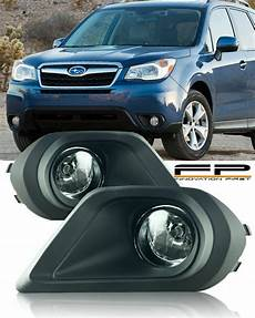 Subaru Forester Light For 2014 2015 Subaru Forester Fog Lights Clear Lens Wiring