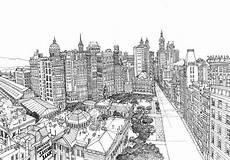 Malvorlagen New York Ausmalbilder Ausmalbilder F 252 R Erwachsene New York City Zum Ausdrucken
