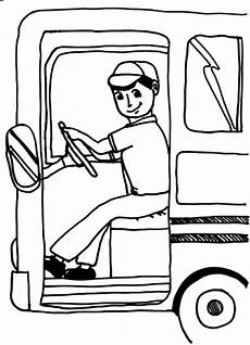 Driver Coloring Driver Open Door Coloring Pages Best Place To