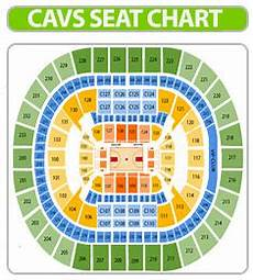 Hob Cleveland Seating Chart Cavaliers Promotional Schedule Tickets Dates Giveaways