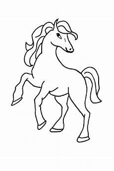 pferde 19 ausmalbilder kostenlos