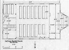 Floor Plan Church Church Floor Plans