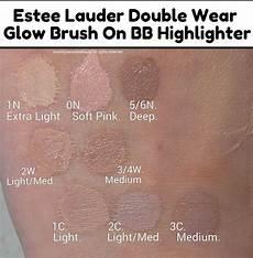 Estee Lauder Double Wear Light New Shades Estee Lauder Double Wear Brush On Glow Highlighter Pen