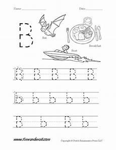 letter b worksheet tim s printables