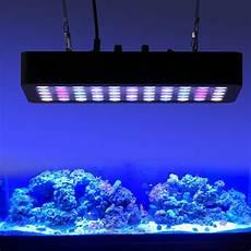 Best Aquarium Lights Best Sales Full Spectrum 165w Dimmable Led Aquarium Light