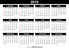 Editable Calander Editable Calendar 2019