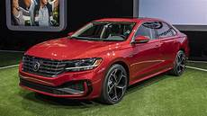 vw 2020 passat volkswagen debuts 2020 passat midsize sedan autoblog