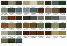 Sherwin Williams Industrial Color Chart Sherwin Williams Woodscapes 2019 Exterior Paint Sherwin