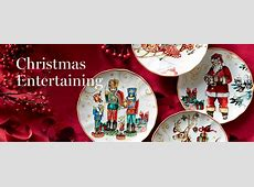 Holiday Dinnerware & Serveware   Williams Sonoma