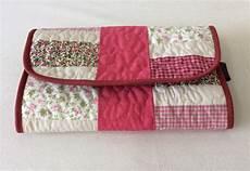 n 233 cessaire patchwork 2 em 1 fafa arte elo7