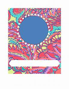 Binder Cover Sheet 35 Beautifull Binder Cover Templates Template Lab