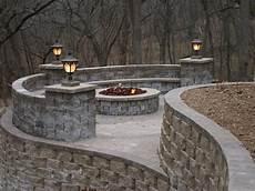 Stone Outdoor Lighting Outdoor Stone Wall Lighting Ideas Retaining Lights Stairs
