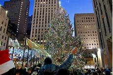 Rockefeller Tree Lighting Date 2015 Rockefeller Center Tree Lighting 2019 In Nyc With Special