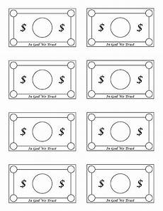 Money Template For Word Reward System Amp Family General Store Plus Free Printable
