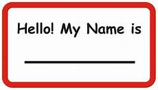 Design My Name Online Free What S The Etiquette For Name Tags