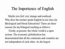 English Essay Importance Of Education Essay On Importance Of Value Education In English