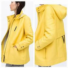 Light Yellow Coat Yellow Coat Brings The Warmth And Comfort You Need In
