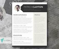 Professional Creative Resume Free Creative Resume Design Smart And Professional
