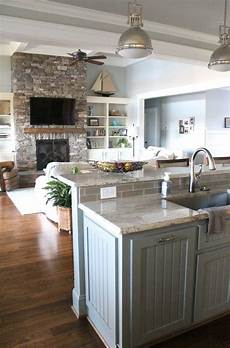 25 impressive kitchen island with sink design ideas - Pictures Of Kitchen Designs With Islands